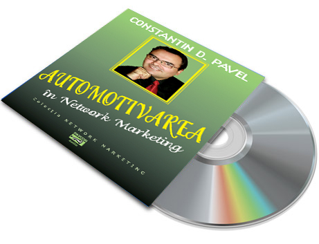 Automotivarea în Network Marketing, de Constantin D. Pavel