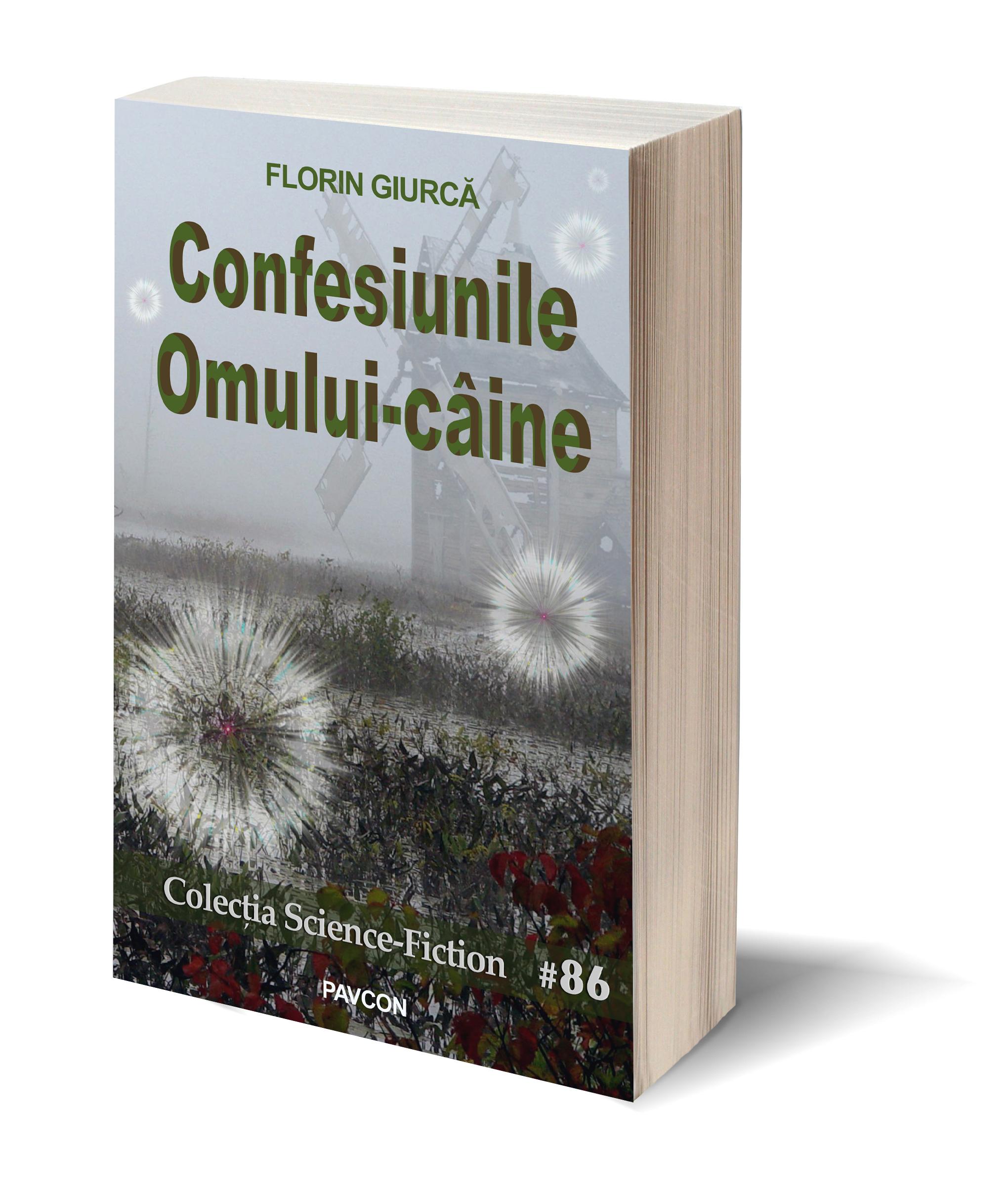 """Image result for """"Confesiunile Omului-câine"""" de Florin Giurcă"""