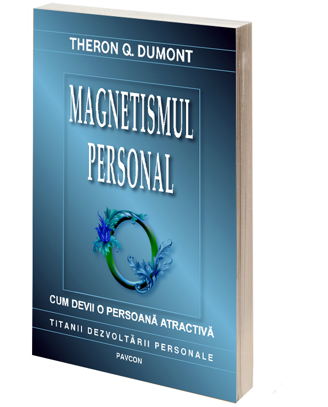 12 Magnetismul personal - Theron Q. Dumont